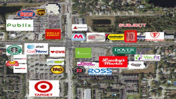7651 University Blvd.,Winter Park,Orange,Florida,United States 32792,Retail,University Blvd.,1,1100