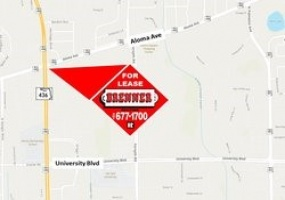 495 N. Semoran, Orlando, Orange, Florida, United States 32792, ,Retail,For Lease,N. Semoran,1150